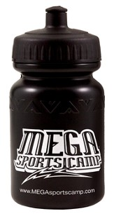 Mega Sports Camp Water Bottle