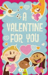 A Valentine For You, 25 Tracts