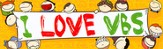 Love VBS (Luke 18:16, NIV) Bookmarks, 25