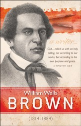 William Wells Brown (1 Timothy 1:8-9) Bulletins, 100