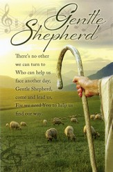 Gentle Shepherd (Gaither) Bulletins, 100