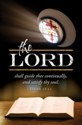 Lord Guide Thee (Isaiah 58:11) Bulletins, 100
