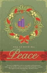Advent Peace, Bulletins, 100