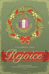 Advent Rejoice, Bulletins, 100
