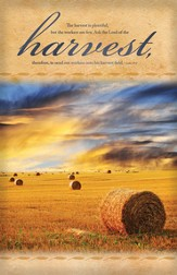 Plentiful Harvest, Bulletins, 100