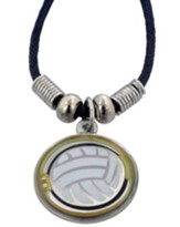 Mood Changer Volleyball Pendant