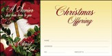 A Savior Has Been Born To You, Christmas Offering Envelopes, 100