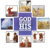 God Blesses His Disciples, Bulletin Board