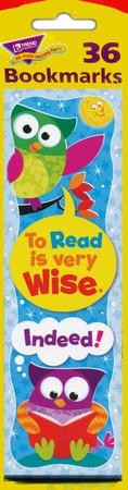 To Read is Very Wise (Owl-Stars!) Bookmarks