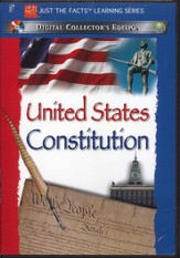 Just The Facts Learning Series: U.S. Constitution/Bill of Rights, (2 Volume Gift Boxed Set - DVD)