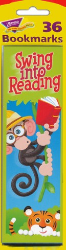 Swing Into Monkey Mischief Bookmarks