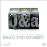 Kansas State University Q&A - CD
