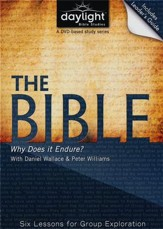 The Bible: Why Does It Endure? , DVD with Leader's Guide