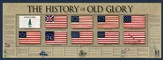 History of Old Glory Poster