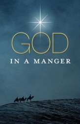 God in a Manger (ESV), Pack of 25 Tracts