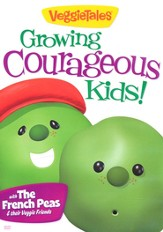 VeggieTales: Growing Courageous Kids! DVD