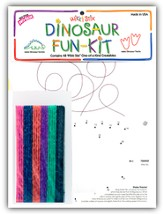 Wikki Stix Dinosaur Fun Kit