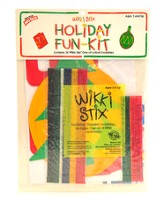 Wikki Stix Holiday Kit