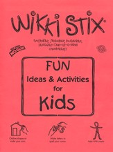 Wikki Stix Craft Booklet