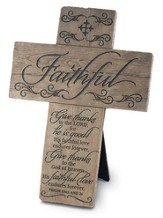 Faithful Wall Cross