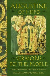 Sermons to the People: Advent, Christmas, New Year, Epiphany - eBook