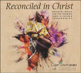 Reconciled in Christ: Official Music for the Opening and Closing Ceremonies--CDs