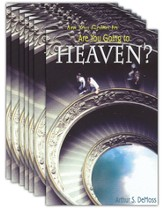 Are You Going to Heaven? (NIV), Pack of 25 Tracts