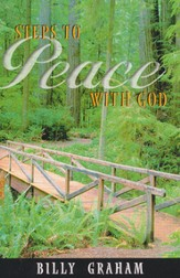 Steps to Peace with God (KJV) 25 Tracts