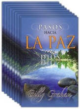 Pasos Hacia la Paz con Dios, 25 Tratados  (Steps to Peace with God, 25 Tracts)