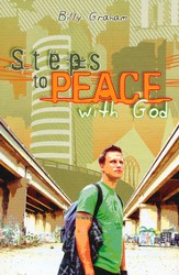 Steps to Peace with God (Teen Edition) 25 Tracts