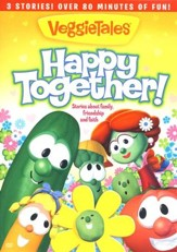 Happy Together! Stories About Family, Friendship, and Faith