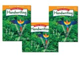 Zaner-Bloser Handwriting Grade 1: Student, Teacher, & Practice Masters (Homeschool Bundle)