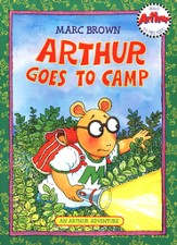 Arthur Goes to Camp: An Arthur Adventure with Audio CD