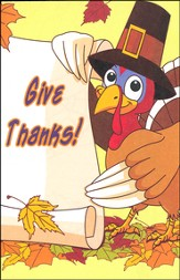 Give Thanks! 25 Tracts