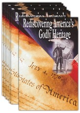 Rediscovering America's Godly Heritage, 25 Tracts