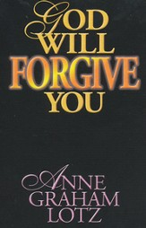 God Will Forgive You (NIV), Pack of 25 Tracts