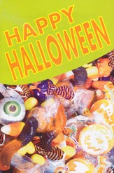 Happy Halloween (NLT), Pack of 25 Tracts