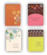 For Those Who Care, Box of 12 Assorted Caregiver Encouragement Cards