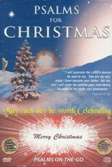 Psalms for Christmas--CD and DVD