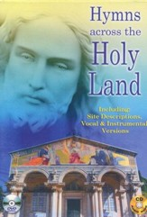 Hymns across the Holy Land, DVD and CD