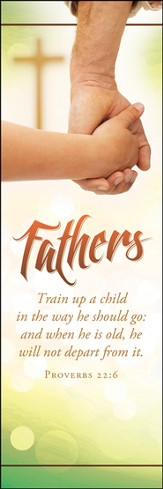 Train Up a Child (Proverbs 22:6, NIV)/25