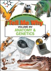 Tell Me Why: Anatomy & Genetics DVD