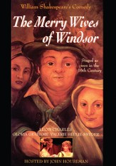 Shakespeare Series: Merry Wives Of Windsor DVD