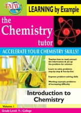Introduction to Chemistry DVD