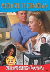 Tell Me How Career Series: Medical Technician DVD