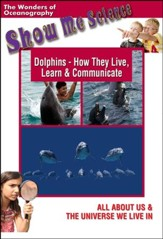 Dolphins: How They Live, Learn & Communicate DVD