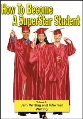 Superstar Student: Jam Writing and Informal Writing DVD