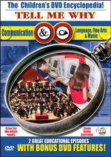 Tell Me Why: Language, Fine Arts Music/Communication DVD
