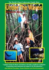 Under the Waves: Mangrove Mania DVD