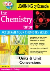 Units and Unit Conversions DVD